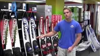 Beginner Waterskis - How To Choose The Right Beginner Water ski - Combo Waterski - Canada