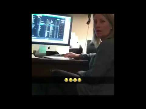Mom finds son's Spotify Playlist and is very shocked. (follow me ig: @gamez_pro)