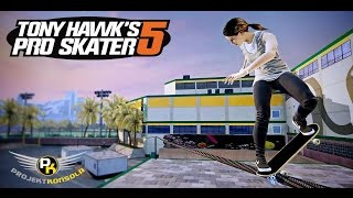 Tony Hawk's Pro Skater 5, czyli wielki powrót legendy na PlayStation 4 i Xbox One