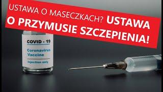 MKS PILNE !!   97. Ustawa o Samarytaninie wprowadza przymus szczepień na COVID