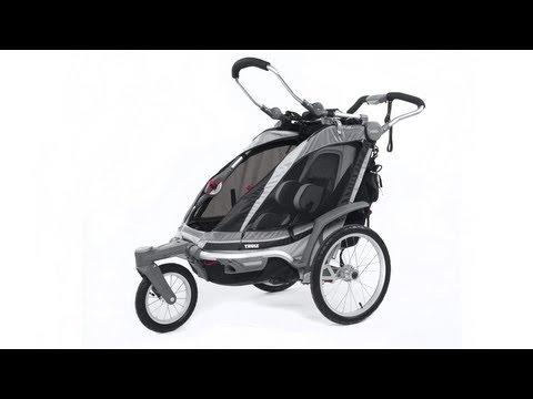 Thule Chariot Chinook 1 kinderkar