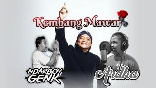 Download lagu Ardha X Ndarboy Genk Kembang Mawar Mp3