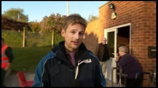 BBC POINTS WEST - CHRIS JAMES - Explosive found in garage