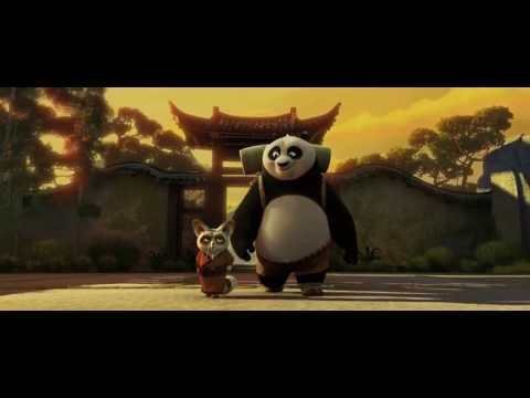 Kungfu Panda Lesson on verbs