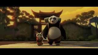 Kung Fu Panda Trailer Image