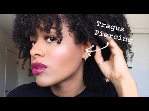 tragus piercing fogyni