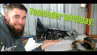 Resealing A Toploader Gearbox - Jetskis Garage Ep. 3