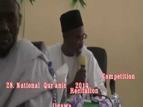 2014 Nigerian Musabaka: Oyo State 60 Hizb Female Participant