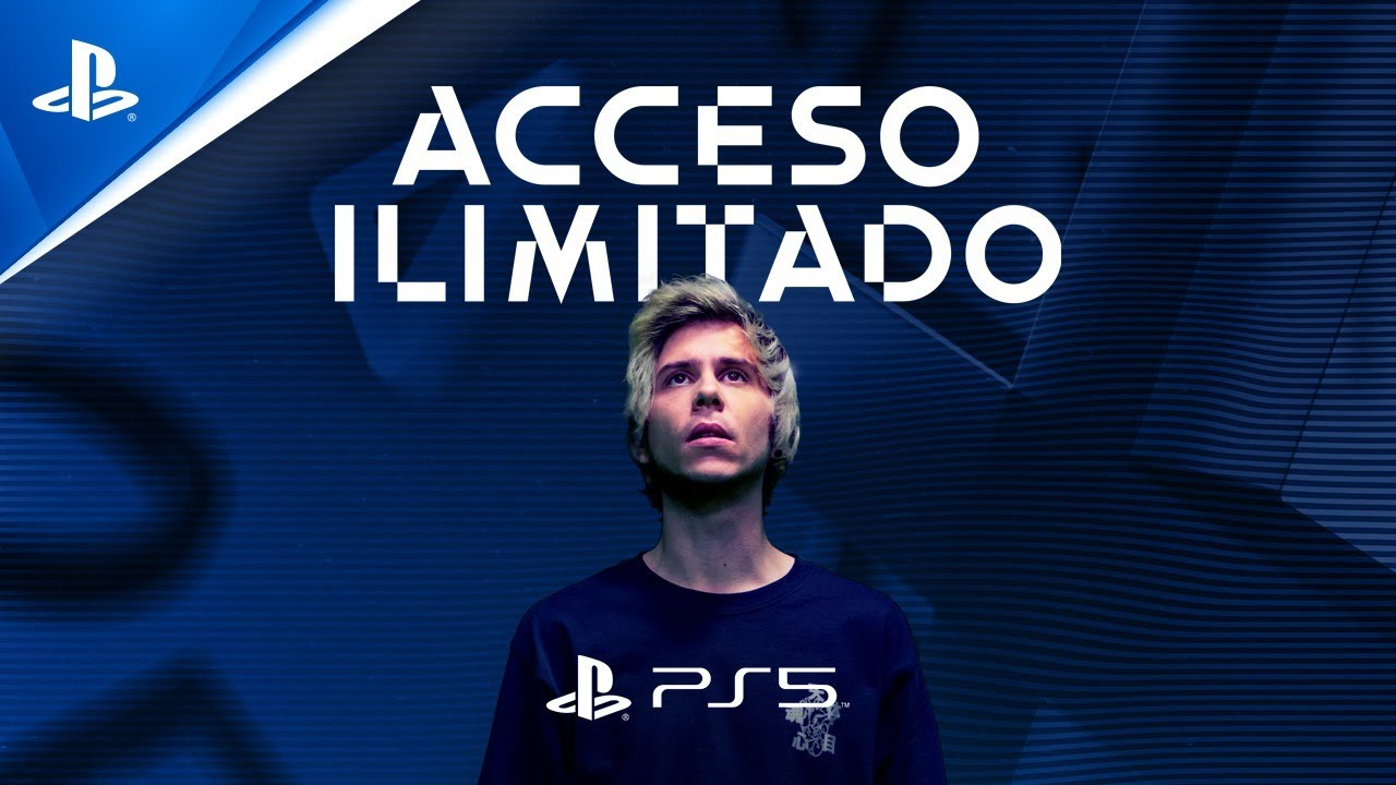 PlayStation 5 presenta 'Acceso Ilimitado'