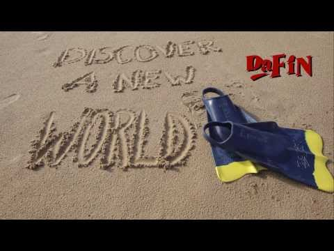 DaFiN – The worlds best swim and surf fin.