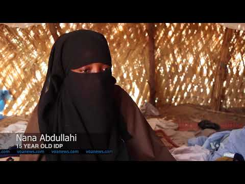 VIDEO: Inside The Fight Against Human Trafficking in Camps for Boko Haram Survivors