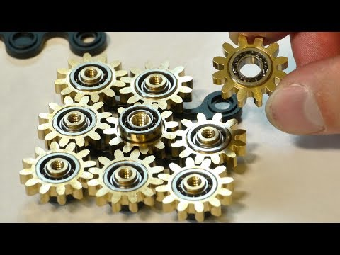 The Fidget Spinner Puzzle!