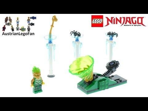 Vidéo LEGO Ninjago 70681 : Spinjitzu Slam - Lloyd