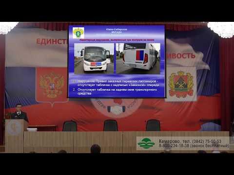 Безопасность автотранспортных перевозок. Требования законодательства - Семинар #2
