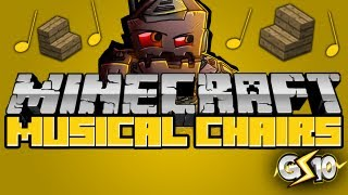 Minecraft Musical Chairs Mini Game W Graser & Friends!
