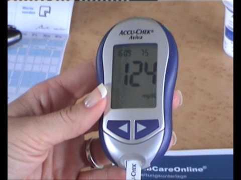 Berechnung von Insulin bei Diabetes Typ 1