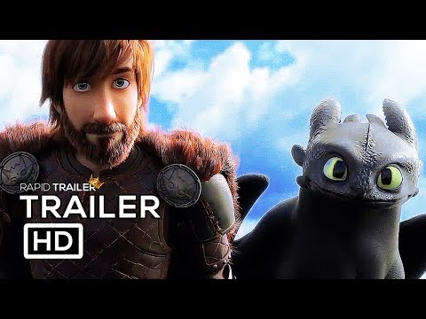 how to train your dragon latest movie