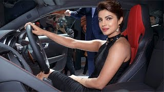 Priyanka Chopra and Nick Jonas' car collection will drive you nuts!