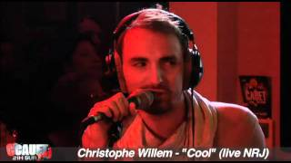 Christophe Willem - Cool (live NRJ)
