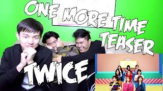 TWICE   ONE MORE TIME TEASER REACTION (FUNNY FANBOYS)