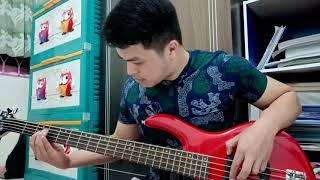 Adu Rayu - Yovie Tulus Glenn - Bass Cover