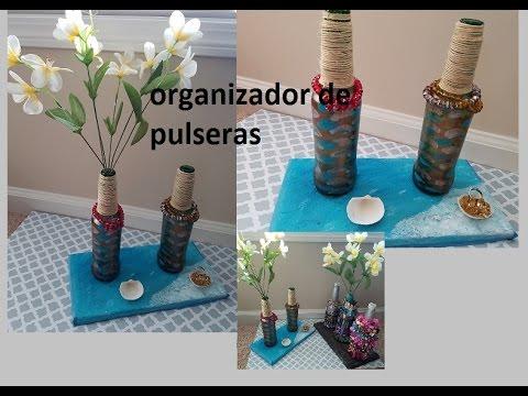 bc757ca91987 DIY organizador de pulseras | Manualidades