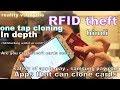 Video for rfid blocker app