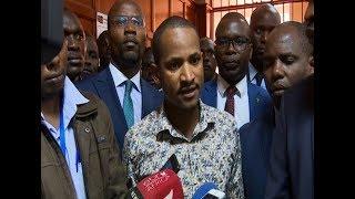 Babu Owino loses Embakasi East seat - VIDEO