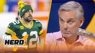 Which NFL teams are the best fit for Aaron Rodgers in 2022? Colin Cowherd decides | NFL | THE HERD