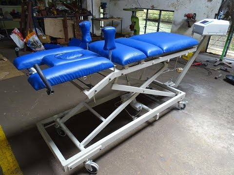 Traction Therapy Table