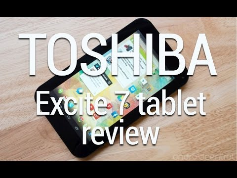 Toshiba Excite 7