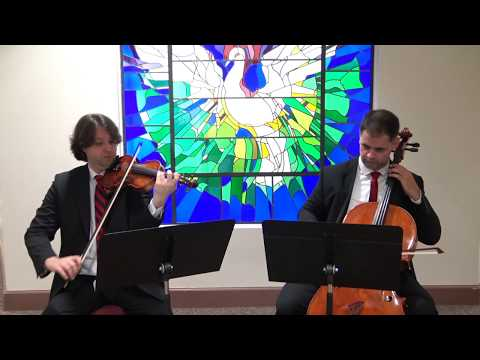 "Arco Music Duo - G. Handel ""Rigaudon"" from Water Music"