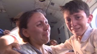 Thumbnail for Dramatic rescue as Iraqis flee ISIS fighters