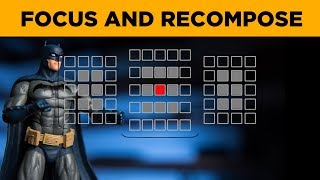 FOCUS and RECOMPOSE | Get sharp photos with this camera focusing technique |