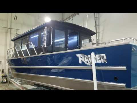 "2021 Raider Boats 30 Offshore  ""SOLD"" in Soldotna, Alaska - Video 1"