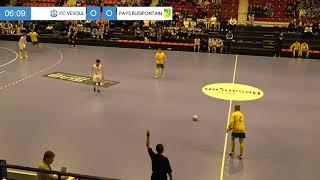 Finale Régionale Futsal U18 (Besançon) : FC Vesoul / Pays Rudipontain (0-0 ; 2 tab 1)
