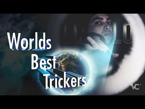 Worlds Best Vape Trickers - Danny Lolo