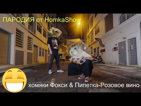 Элджей & Feduk - Розовое вино ПАРОДИЯ #HomkaShow
