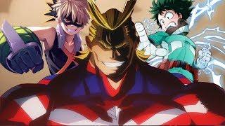 Boku No Hero Academia-Enemy