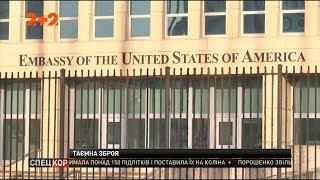 Ультразвук на службі шпигунів на Кубі