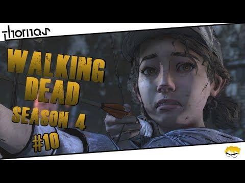 The Walking Dead 4 - |#10| - To je válka! | Český Let's Play | Částečný překlad