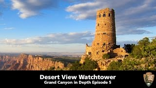 Desert View Watchtower, Grand Canyon National Park