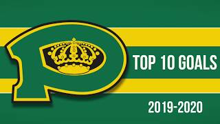 Top 10 Powell River Kings Goals of 2019-20
