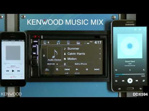 KENWOOD Music Mix for 2017 Multimedia Receivers (DDX394, DDX594, DDX794) image 1