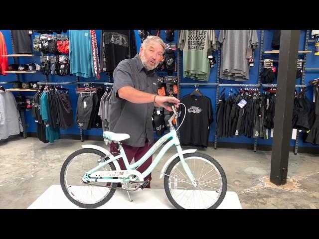 Видео Велосипед Liv Adore 20 Deep Blue