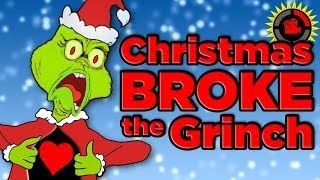 Film Theory: How Christmas BROKE The Grinch! (Dr Seuss How The Grinch Stole Christmas)