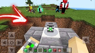 SAIU! BEN 10 INCRÍVEL PARA O MINECRAFT POCKET EDITION ! (MINECRAFT PE)