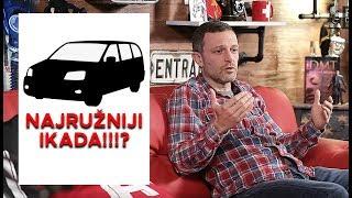 Juraj Šebalj otkrio najružniji automobil koji je ikada testirao!