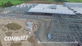 Новый завод Combilift в Ирландии