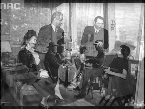 Polish Tango: Mieczysław Fogg - Powiedz 1936